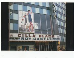Cinema Treasures is the ultimate guide to movie theaters Cilla Black, Blackpool, Movie Theater, Castle, Cinema, Movies, Castles, Theatres