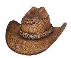 c048029a71b Bullhide Corral Dust  2879  delete. Brown Cowboy HatMens Cowboy HatsMens  Straw ...