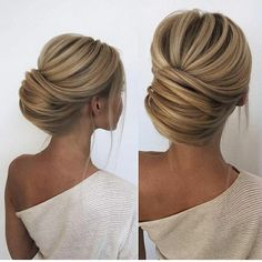 35 Charming Bridal Updo Hairstyles for Your Perfect Wedding Party - bridal updo. - 35 Charming Bridal Updo Hairstyles for Your Perfect Wedding Party - bridal updo hairstyles, updo hairstyles for long, medium and short hair, wedding hairstyles - - Short Wedding Hair, Wedding Hair And Makeup, Hair Makeup, Wedding Hair Styles, Classic Wedding Hair, Wedding Hair Pins, Bridal Makeup, Hairstyle Bridesmaid, Medium Hair Styles