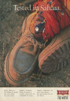 X2612 Tested in Sahara - Sisley Marocco - Pubblicità 1990 - Advertising it.picclick.com