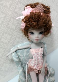 OOAK Custom Monster High Repaint by Momo Dolls Mariannette | eBay