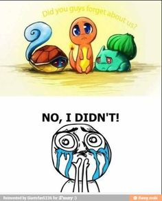 Sad pokemons / iFunny :)