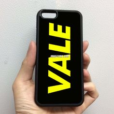 Vale Rossi iPhone Rubber Case VR46 4 4s 5 5s 5c 6 6s Plus Softcase Hybrid