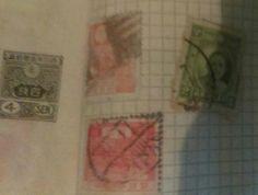 Stamps, Seals, Stamping, Postage Stamps