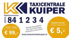 Taxicentrale Kuiper