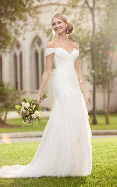 6242 Designer Wedding Gown by Essense of Australia