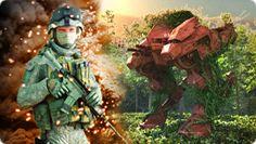 Download Game - Battle For Survival