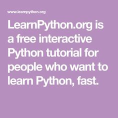 Classes and Objects - Learn Python - Free Interactive Python Tutorial Computer Programming Languages, Learn Programming, Python Programming, Data Science, Computer Science, Learn Python Free, Learn Computer Coding, Daily Math, Learn To Code
