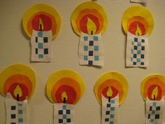 Kuvis ja askartelu - www.opeope.fi Easy Toddler Crafts, Easter Crafts For Kids, Christmas Crafts For Kids, Advent Activities, Christmas Activities, Weaving For Kids, Christmas Art Projects, Cd Crafts, Paper Weaving