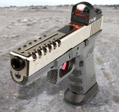 M-18 Race Ready Custom #Glock  #guns