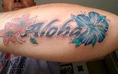 Aloha Tattoo, Tattos, Fish Tattoos, Tattoos