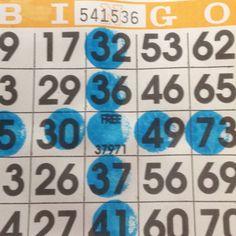 Bingo!!!!!!  #PrincessCruises  #travel