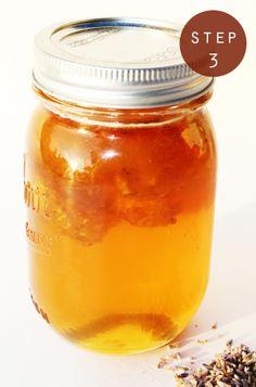 Fashionably Bombed: DIY Tuesday: Honey Lavender Syrup