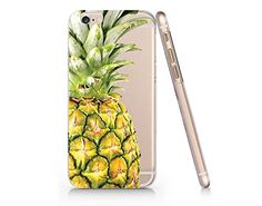 Pineapples Slim Iphone 6 Case, Clear Iphone 6 Hard Cover Case For Apple Iphone 6 -Emerishop Emerishop