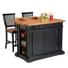 I pinned this Hamden Kitchen Island from the Family Kitchen event at Joss and Main!