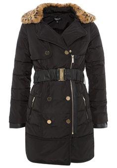 Morgan Down coat noir