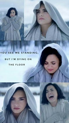 Demi Lovato Lockscreen/Wallpaper