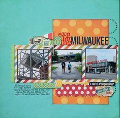 exploring Milwaukee - Scrapbook.com