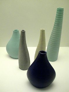Stig Lindberg - ceramics by P-E Fronning, via Flickr