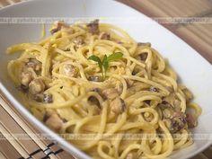 Spaghetti carbonara Julii