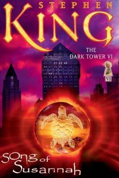 The Dark Tower VI: Song of Susannah by Stephen King The Dark Tower Series, Stephen King Movies, Used Books Online, Steven King, Audio Songs, Magnum Opus, Literary Fiction, Film Music Books, Great Books