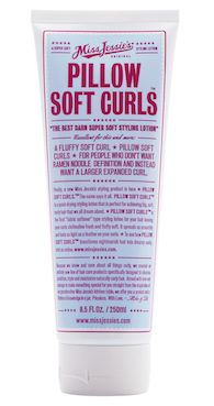 Miss Jessie's Original Pillow Soft Curls ( perfect, soft curls if you have thin curly hair like mine)