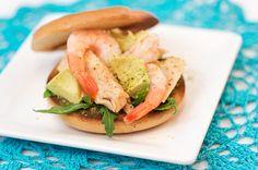 Jättikatkarapu-avokadorinkelit Sandwiches, Tacos, Mexican, Ethnic Recipes, Food, Eten, Paninis, Meals, Diet