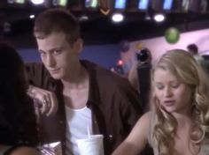 Billy and Chris in carrie (2002)