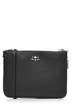 Zadig & Voltaire - Leather Shoulder Bag | STYLEBOP