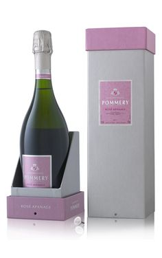 Champagne Pommery rose Apanage