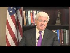 """SHIELD ACT: Former Speaker of the House Newt Gingrich praises Maine State Rep. Andrea Boland for her successful efforts to adopt model legislation protecting against Electromagnetic Pulse events, and Center Pres Frank Gaffney for """"fighting tirelessly to inform the American people"""" about the EMP threat. Gingrich notes it would be worse than a nuclear attack in a single city because it could hobble the entire country. He notes that natural EMP event like the Carrington Event of 1859 w[...]8/5"""
