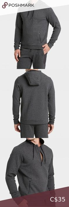 Premium fleece zip hoodie by All in motion New with tags all in motion Sweaters Fitted Cloth Diapers, Stripped Dress, Animal Print Dresses, Striped Maxi Dresses, Shoulder Shirts, Plus Fashion, Fashion Tips, Fashion Trends, Express Dresses