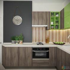 Фотографии [242043]: Однокомнатная квартира для молодого человека от архитектора Нина Исхакова