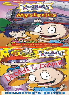 Paramount Studios Rugrats: Decade In Diapers/Mysteries