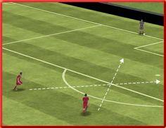 Taktiktraining Kreuzen http://www.soccerdrills.de/Theorie/fussballtaktik-training-kreuzen.html