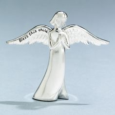 Serenity Angels ''Bless This Child'' Figurine