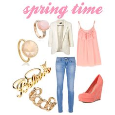 spring time, created by michelle21as