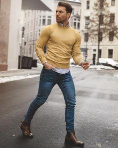 Las 58 Mejores Imágenes De Vestir Casual Hombre Casual