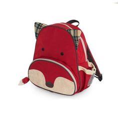 Skip Hop Fox Zoo Pack | 15 Great Backpacks & Lunch Bags