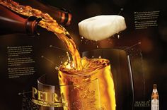 Petra: Made of Details #beer #Advertising