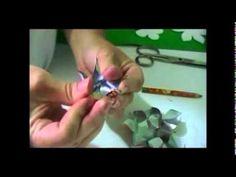 PAP para fazer flores de latinha.wmv