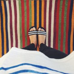 Stripes on Stripes on Stripes // View From The Topp