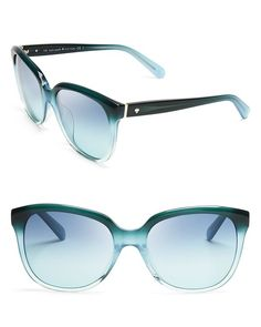 b7bd7d030aae kate spade new york Bayleigh Oversized Sunglasses Sunglasses Accessories