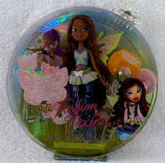 BRATZ SASHA FASHION PIXIEZ SUPER RARE  coming my way 8/17...great bargain on amazon....i quessed price of older bratz would drop after new relases..i was right..25.95....$5 shipping..lol...