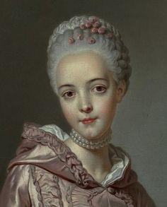Rococo in Detail: School of Alexander Roslin