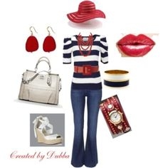 Fun 4th of July Outfit
