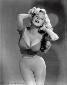Betty brosmer on Pinterest