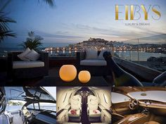 - EIBYS Vip Services offer you a lot of luxury services like wonderful yachts or cars, private jets, amazing caterings or a really relaxing massage in Ibiza...contact us!   - EIBYS Servicios VIP le ofrece varios servicios de lujo como increibles yates o coches, jets privados, impresionantes caterings o un masaje realmente relajante en Ibiza...¡Contáctanos!   #ibiza #ibizavip #ibiza2015 #luxuryvillas #luxuryibiza #luxurylive #luxury #like #realestate… Eivissa Ibiza, Luxury Concierge Services, Beautiful Villas, Private Jet, Luxury Villa, Mykonos, Old Town, Four Square, Amazing