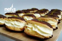 yemek Eclairs Cake Recipe - Delicious Recipes Rustic Home Decor Makes a Comeback Gone are the sleek,