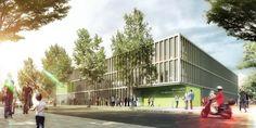 MCEF Headquarters | W-Architectures